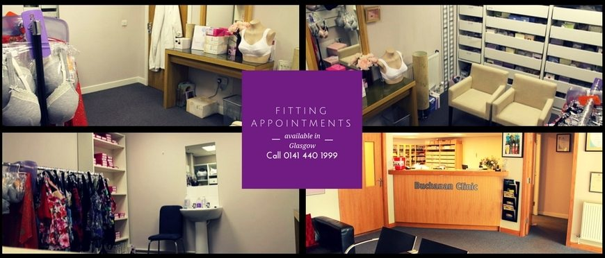 Fitting Appointments